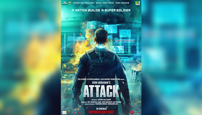 Attack: John Abraham starrer Action Thriller to release in theatres on Republic Day 2022!