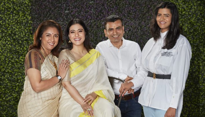 Kajol and Revathy collaborate for a very special film titled The Last Hurrah, Produced by Suuraj Sinngh and Shraddha Agrawal