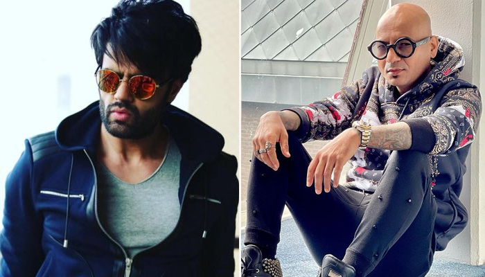 Maniesh Paul asks Aalim Hakim a very serious question, watch how the celebrity hairstylist responded