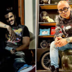 An emotional Aalim Hakim recounts his journey in the business while talking to Maniesh Paul