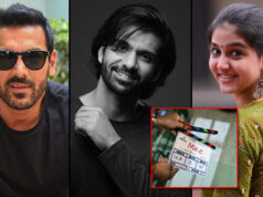 John Abraham to produce his first Malayalam film titled Mike, starring Ranjith Sajeev and Anaswara Rajan