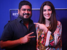 Adipurush: Om Raut shares an endearing message for Kriti Sanon as she finishes her shoot for the film!