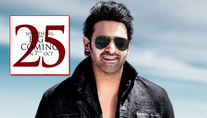 Prabhas' 25th film With T-Series, Production House Says 'Something Big Is Coming'