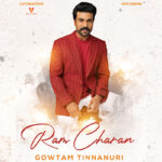 Ram Charan teams up with Jersey director Gowtam Tinnanuri for a film – More Details Inside!