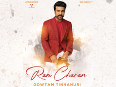 Ram Charan teams up with Jersey director Gowtam Tinnanuri for a film - More Details Inside!