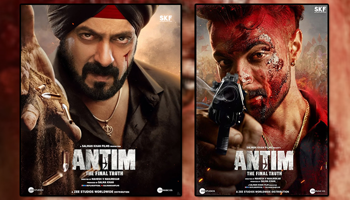 Salman Khan and Aayush Sharma starrer Antim: The Final Truth gets a release date; motion poster unveiled