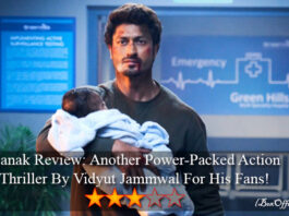 Sanak Review: Another Power-Packed Action Thriller By Vidyut Jammwal For His Fans!