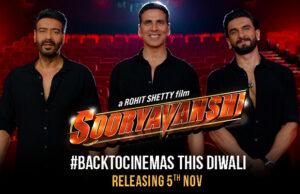 Sooryavanshi: Akshay Kumar, Ajay Devgn and Ranveer Singh announce the film release date with a special video!