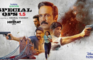 Special Ops 1.5 Trailer: Gripping Story About RAW Agent Himmat Singh looks fierce