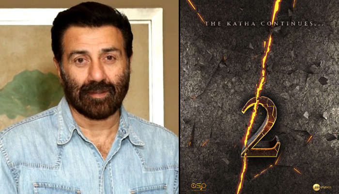 Is Gadar 2 on the cards? Sunny Deol drops intriguing poster & says 'Announcing something very special'