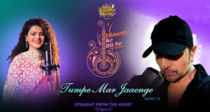 Palak Muchhal's Tumpe Mar Jaaenge from the album 'Himesh Ke Dil Se' is OUT NOW!