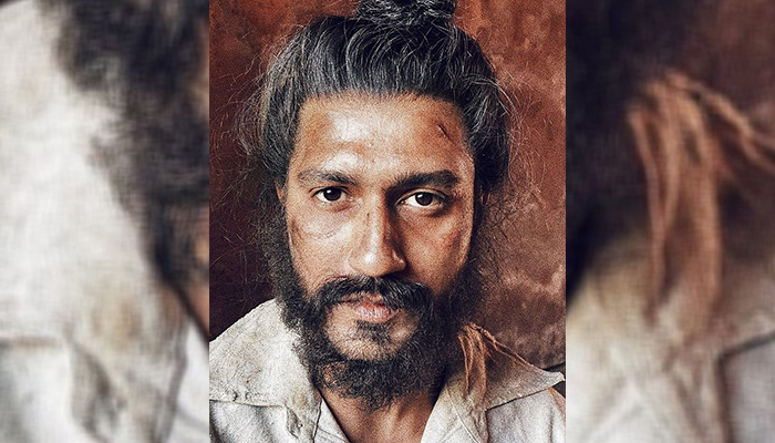 Vicky Kaushal shares his new look from Shoojit Sircar's Sardar Udham